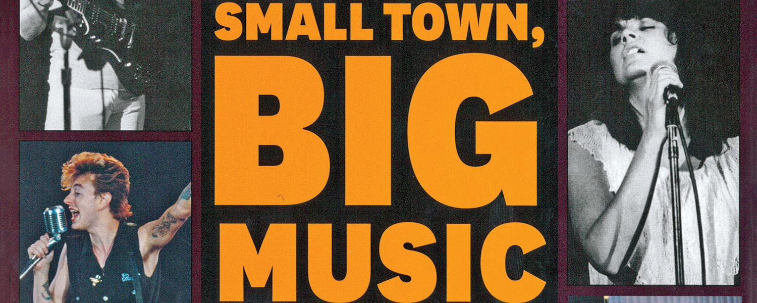 Small Town, Big Music Book Cover