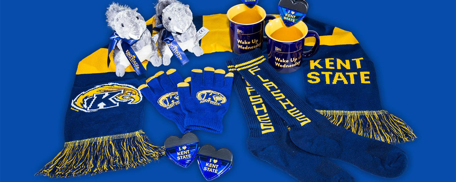 Kent State students can receive giveaway items each day during the first week of classes as part of Welcome Back Week.