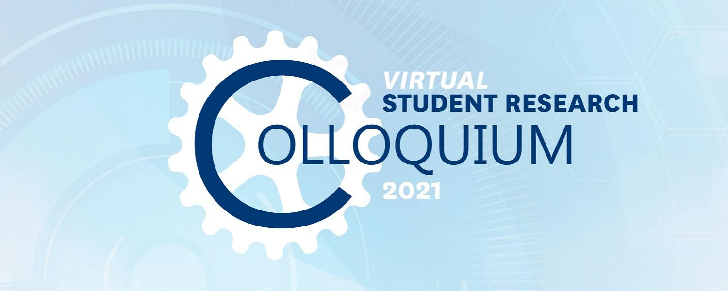 Virtual Student Research Colloquium 2021 logo