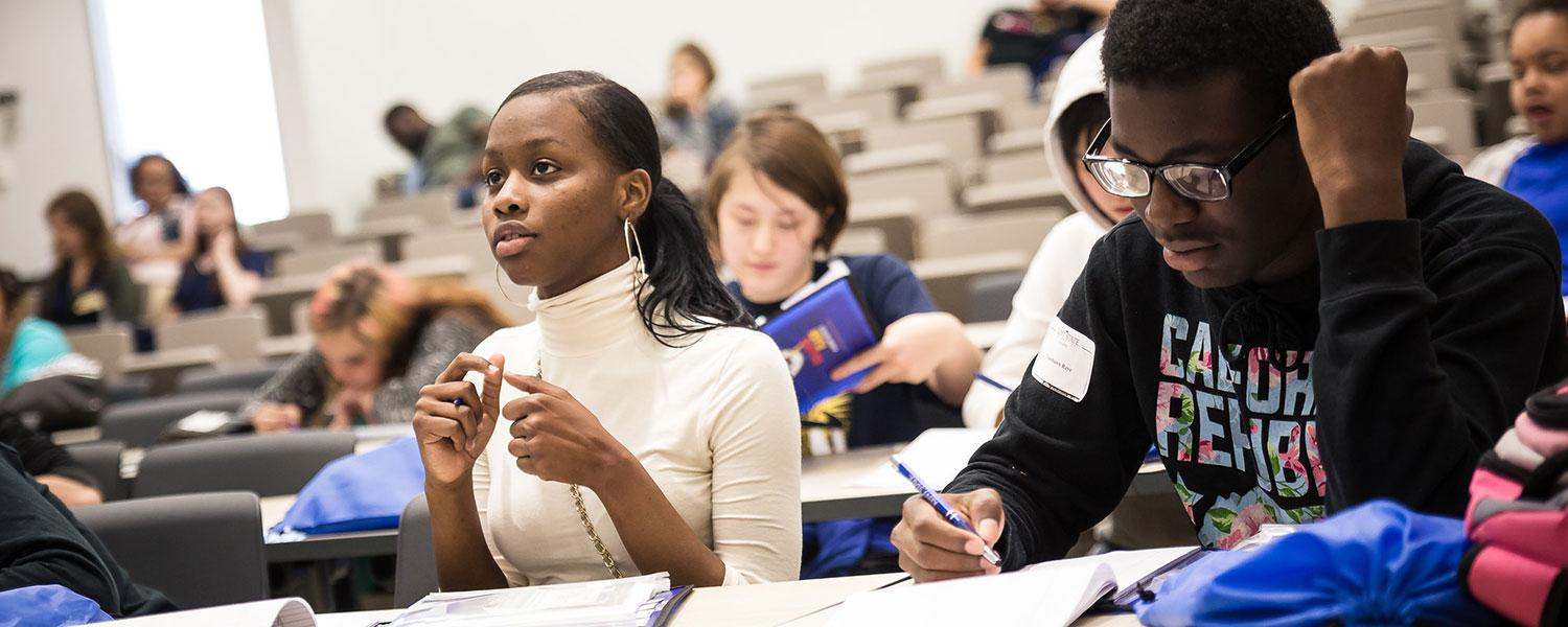 Support Rising Scholars at Kent State Stark
