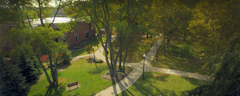 Kent State Stark earns 2016 Tree Campus USA designation.