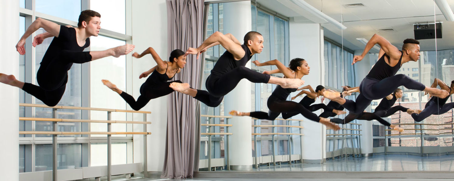 The Ailey School will offer an audition for their summer intensive.