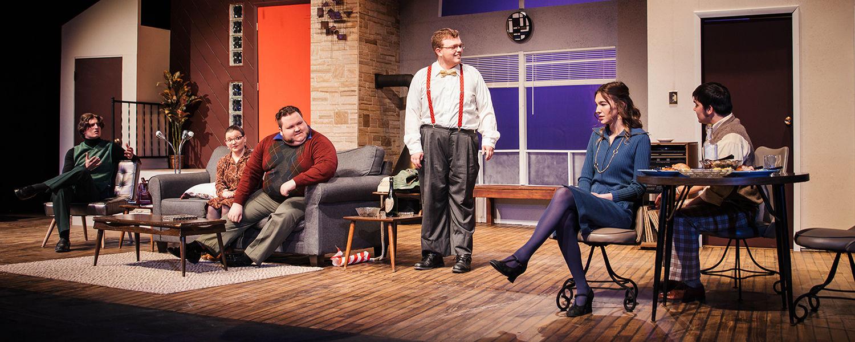 Theatre's The Nerd