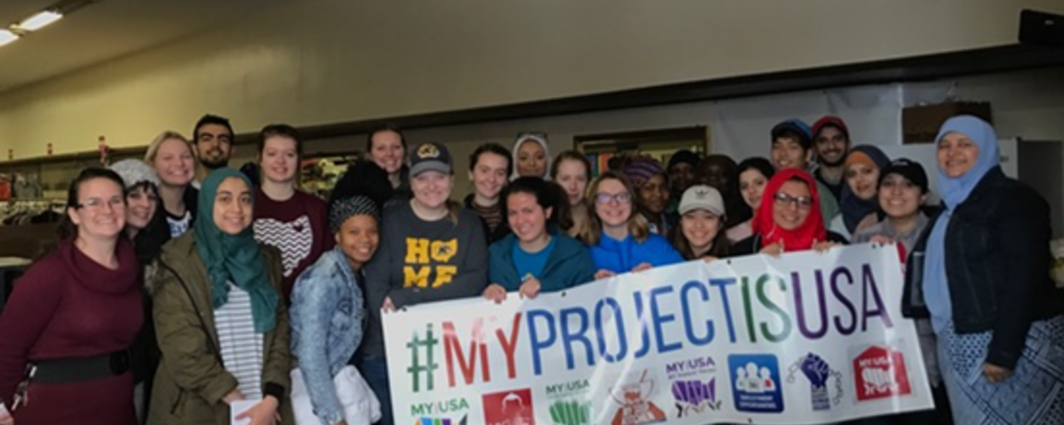 Kent State students traveled to Columbus, Ohio, to learn about human trafficking and local organizations working to eradicate it.