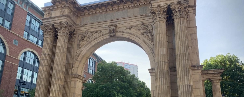 Union Station Arch