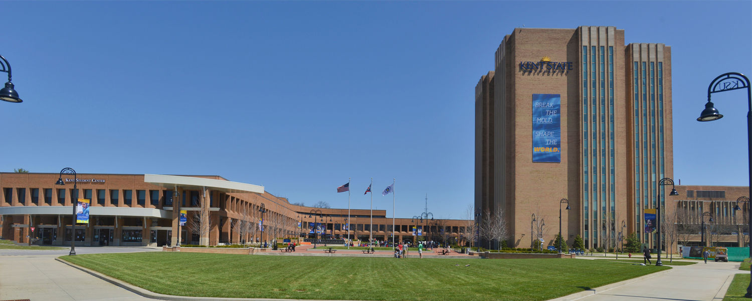 The University Library houses Kent State's Ohio College2Careers office