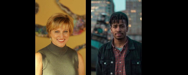 Kimberly Karpanty and Samuel McIntosh