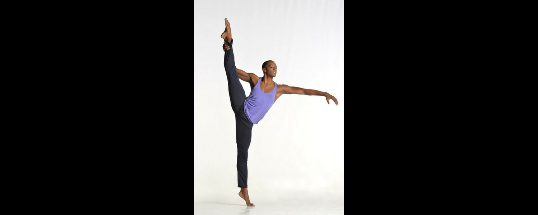 Kent Dance Ensemble welcomes guest artist Jamal White