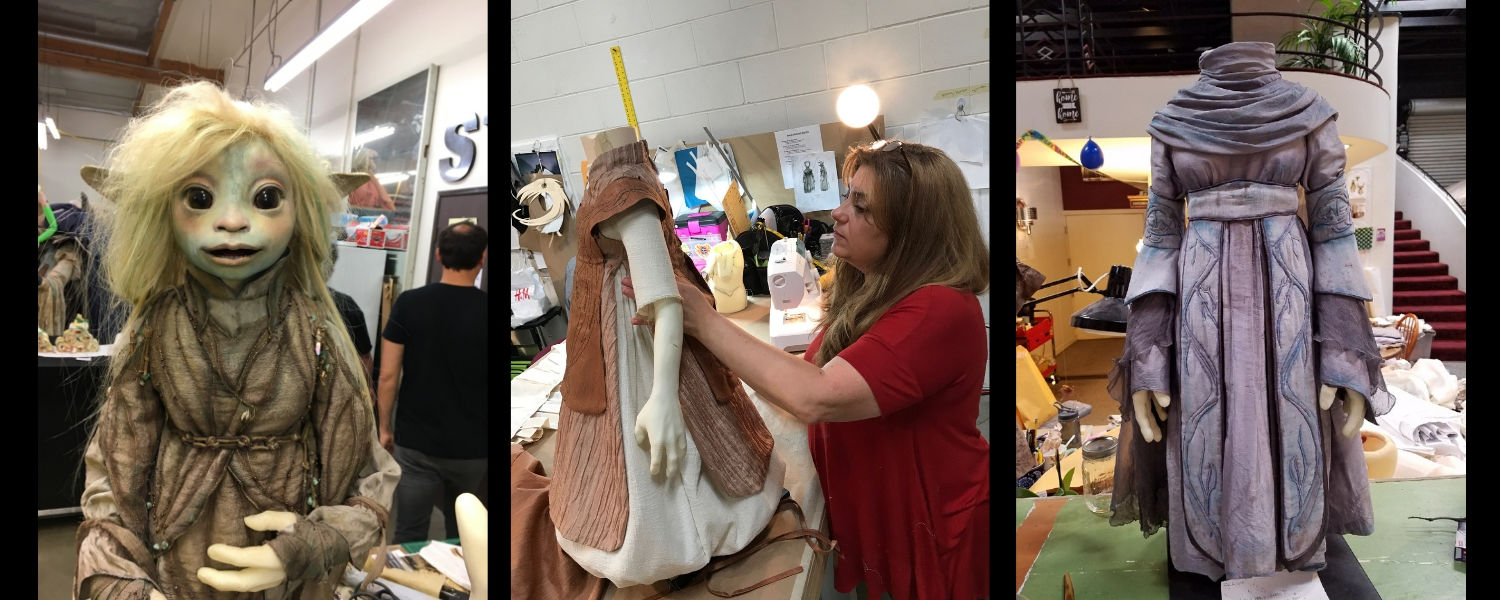 Assistant Professor Kerry Jo Bauer S Work Featured In Netflix S The Dark Crystal Kent State University