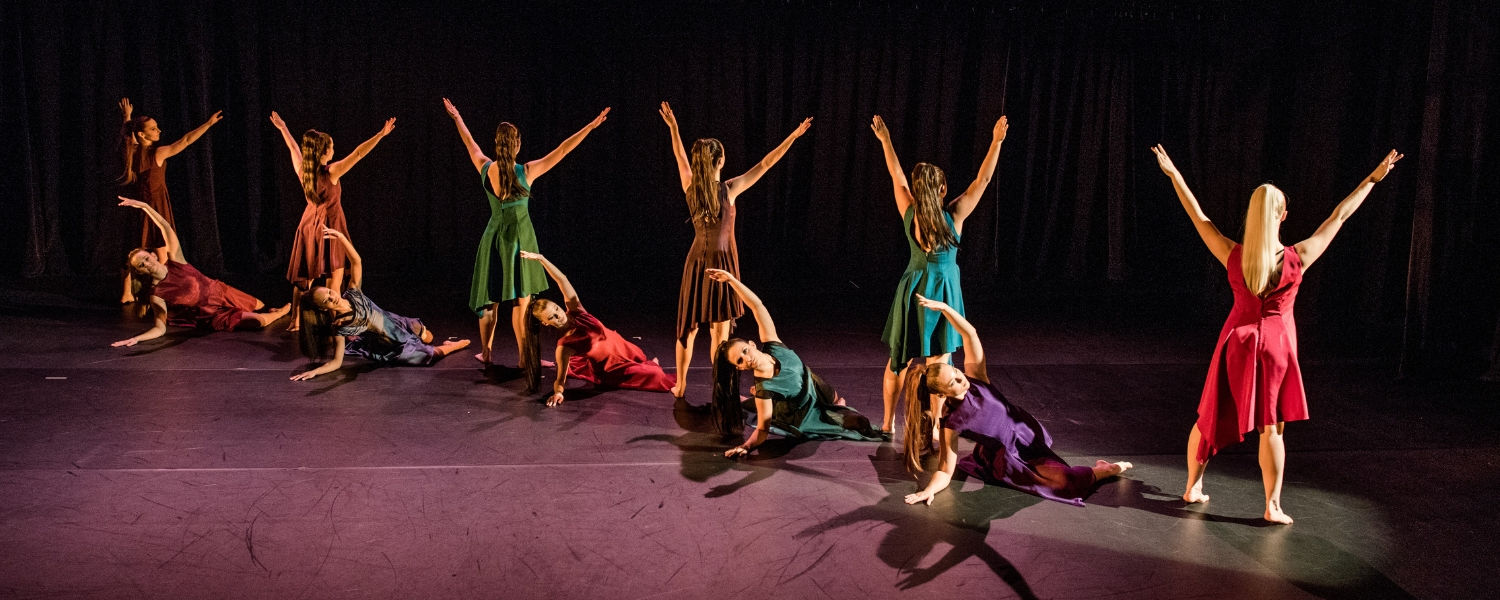 Dance students perform in concert