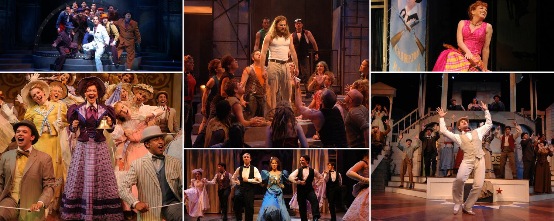 Porthouse Theatre Collage