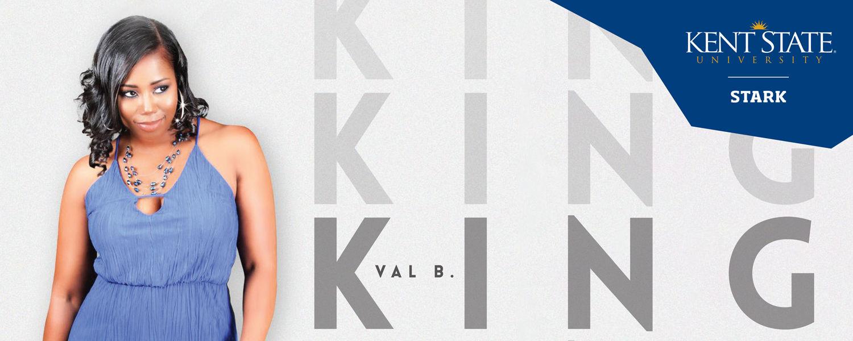 Val B. King concert