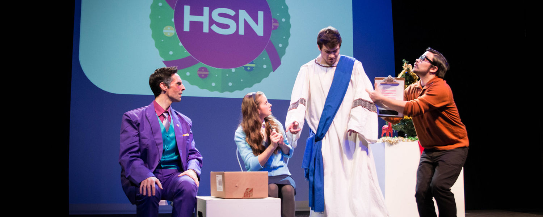 Theatre's Virtual Devotion