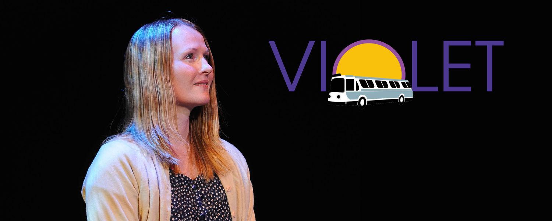 Violet promotional photo