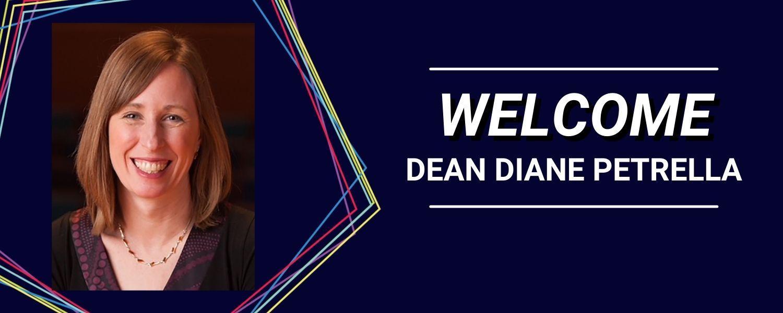 Welcome Dean Petrella