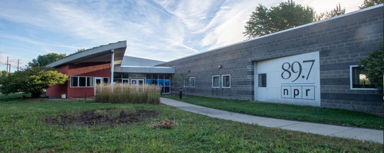 WKSU building 2020