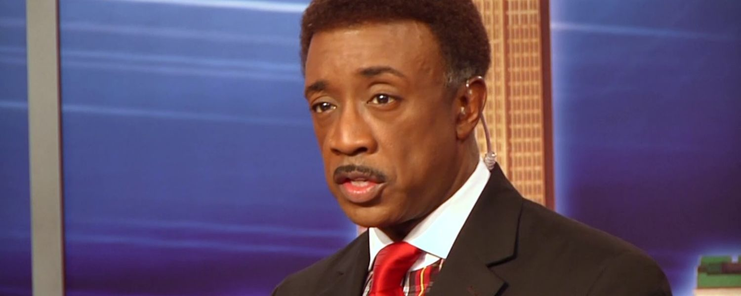Wayne Dawson, WJW Fox 8 anchor and Kent State graduate in the class of '79.