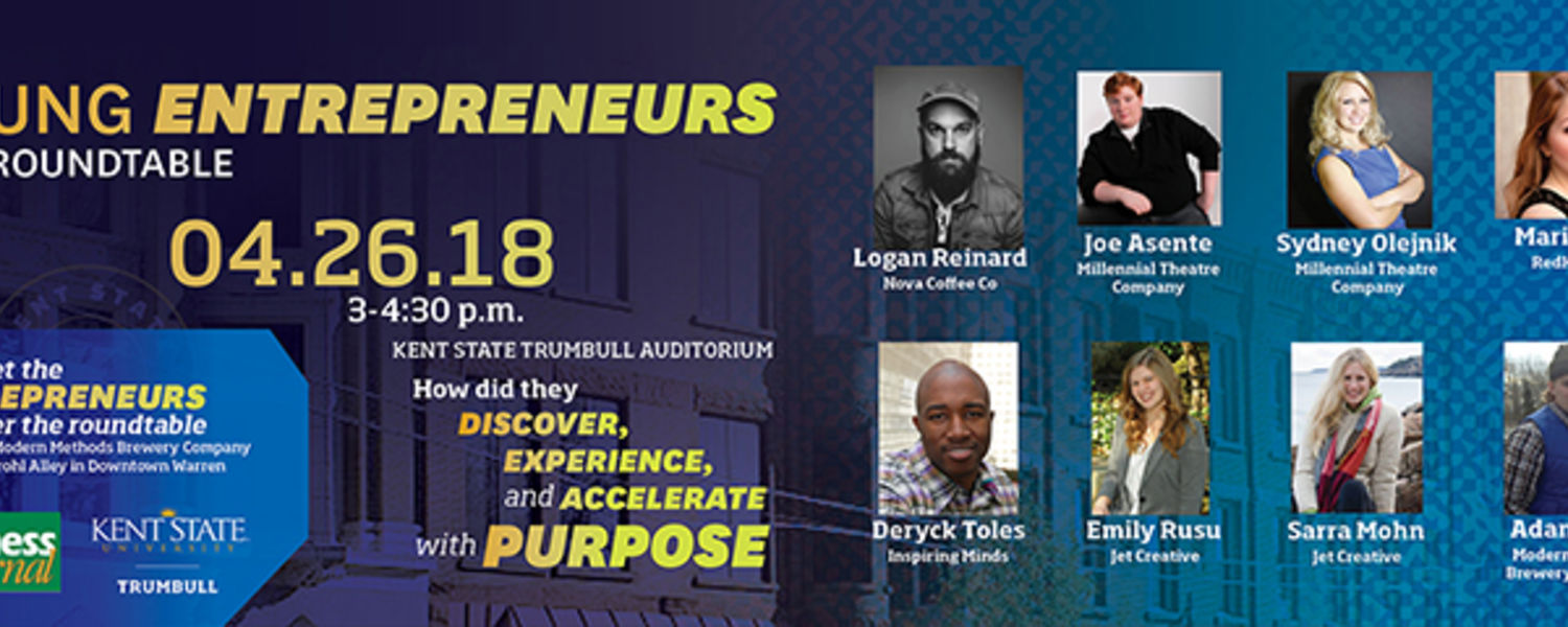young entrepreneurs roundtable banner
