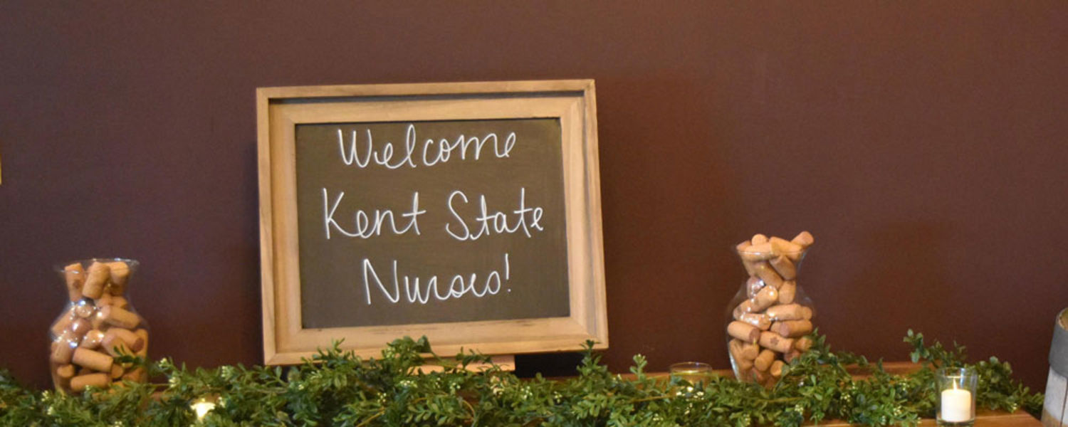 Kent State University at Salem 2019 BSN Pinning