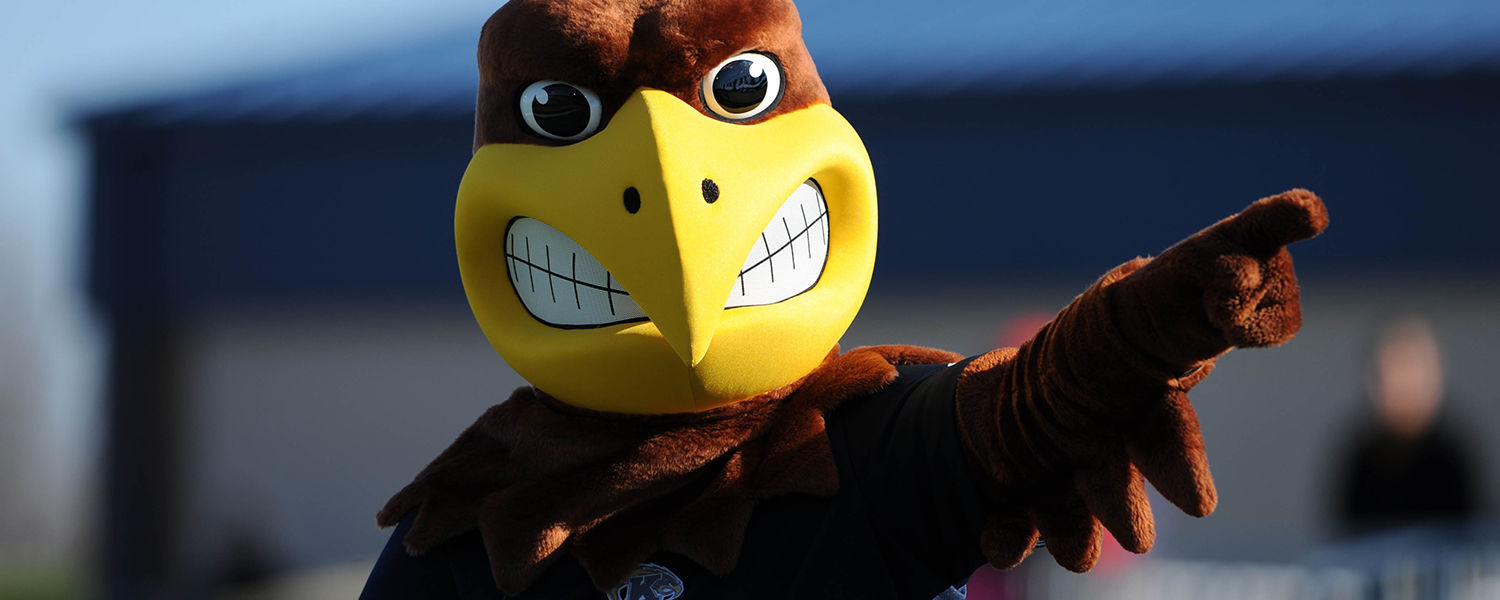 When it comes to school spirit, Flash is Kent State's biggest fan.