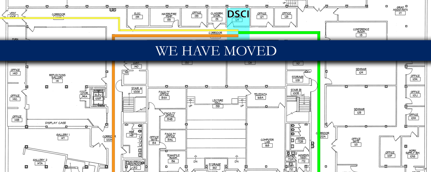 dsci moved taylor