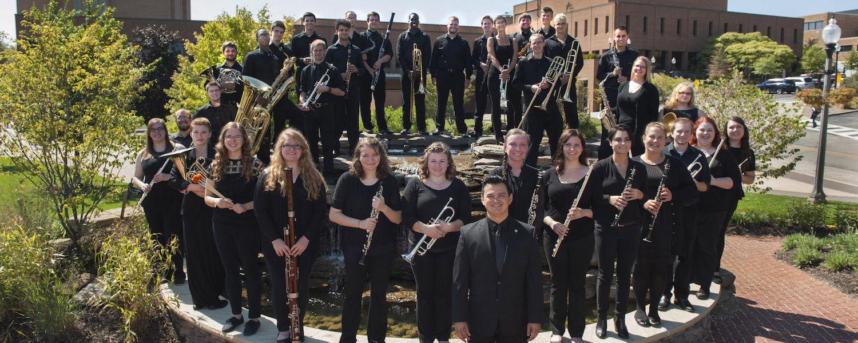 Kent State University Wind Ensemble