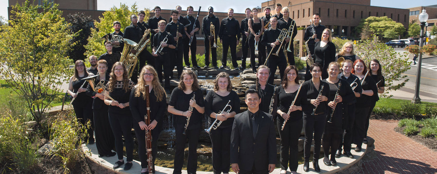 Kent State University Wind Ensemble