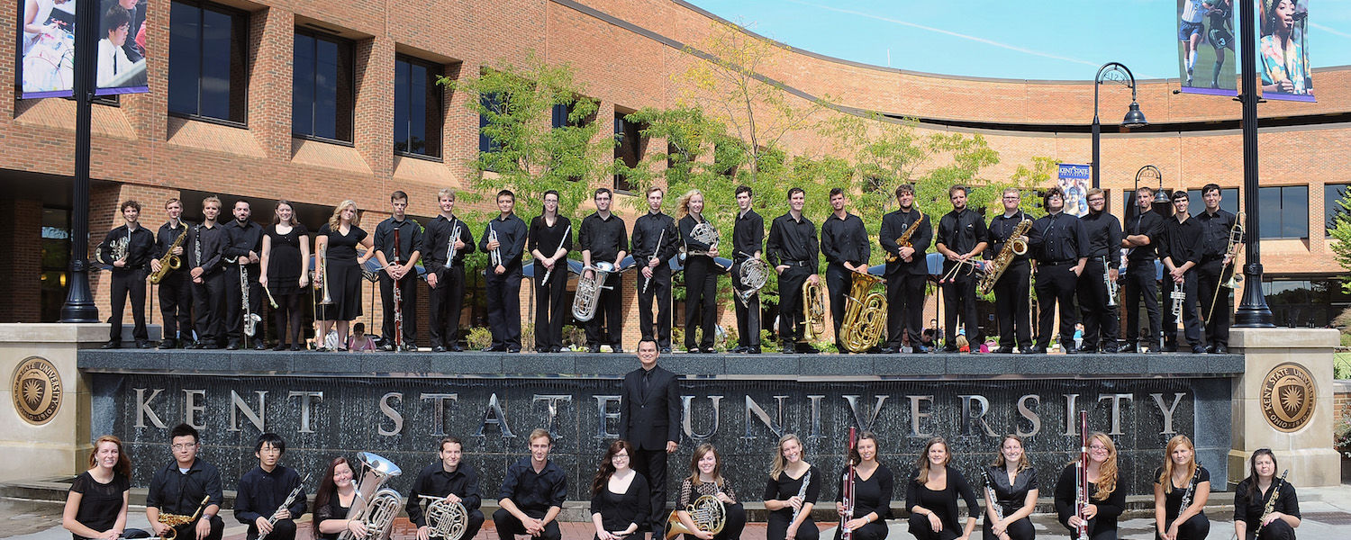Kent State's Wind Ensemble