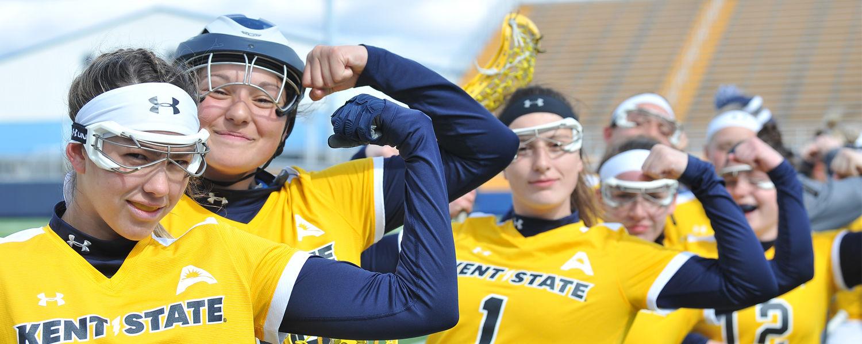 Kent State's Women's Lacrosse Team