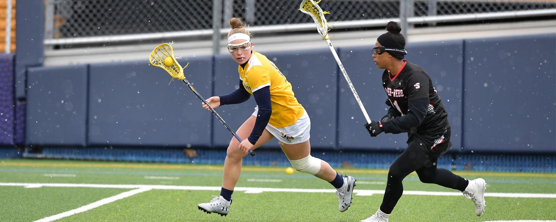 Kent State's Women's Lacrosse Player Megan Kozar On the Field