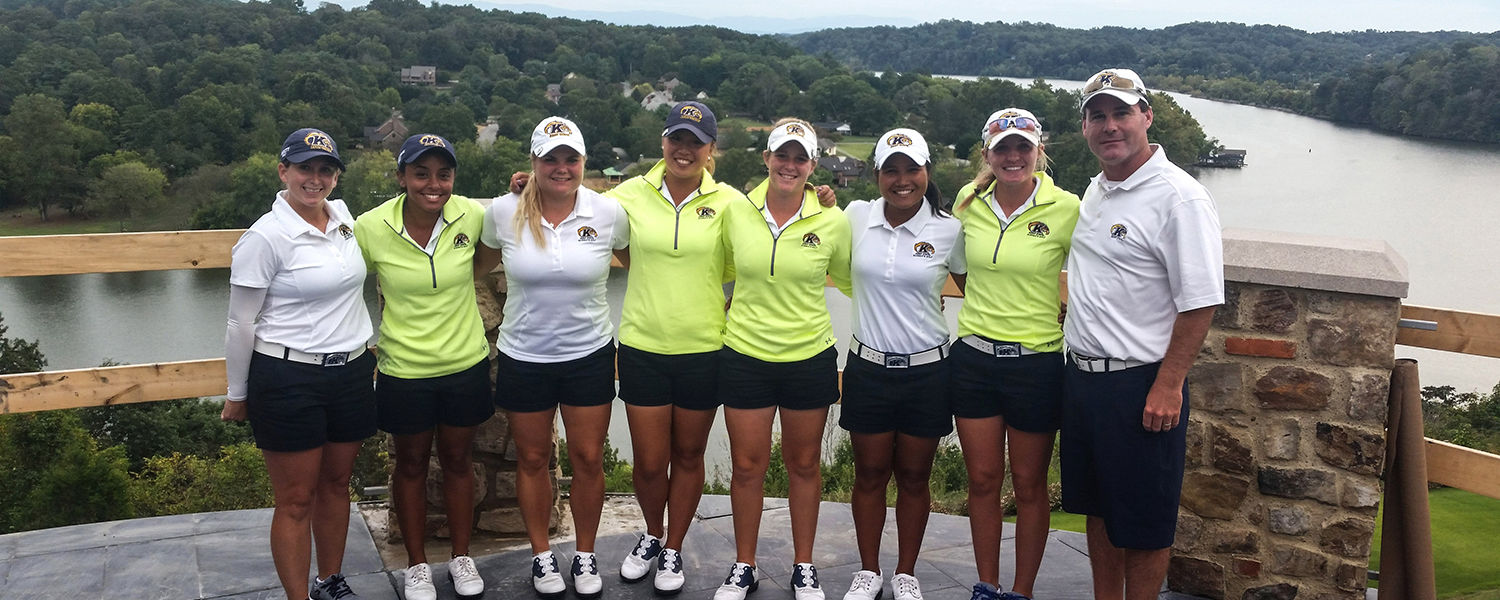 Kent State's women's golf program is one of five Kent State athletic programs to be recognized by the NCAA with a Public Recognition Award for outstanding academic performance.