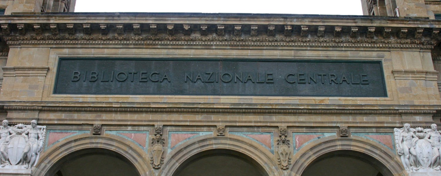 Pictured is the Biblioteca Nazionale Centrale where Kent State undergraduate student Andrew Wyatt spent time researching Italian author Italo Svevo.