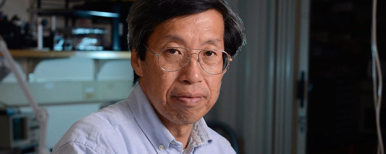 Professor Hiroshi Yokoyama