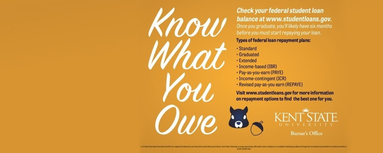 Know what you owe.
