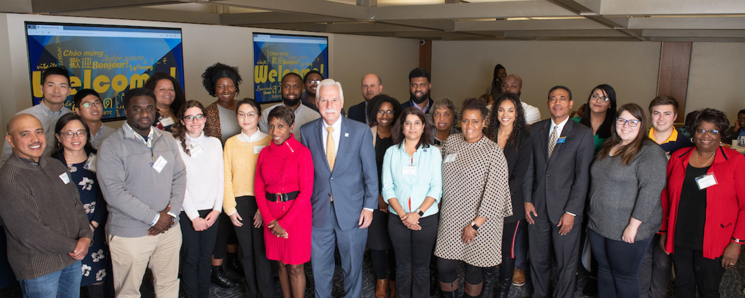 2019 New Hire Diversity Luncheon