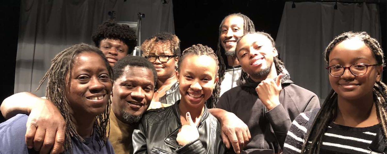 Fall 2018 Pan-African Theatre Ensemble