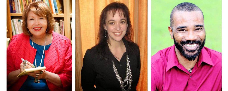 Pat Mora, Cynthia Leitich Smith, Don Tate