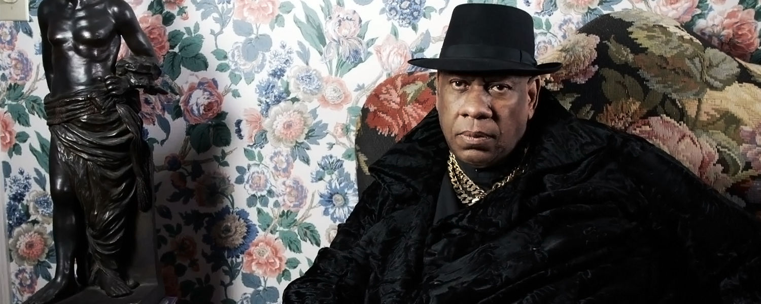 """Photo of Andre Leon Talley from """"The Gospel According to Andre"""" film"""