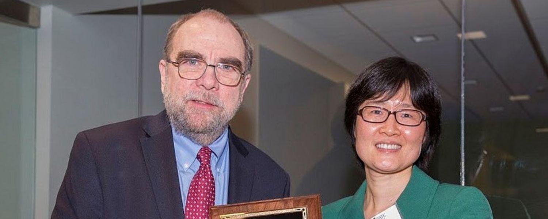 Bill Barrow and Yin Zhang