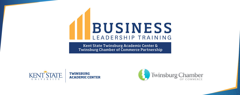 BLT logo, Twinsburg Academic Center logo, and Twinsburg Chamber logo