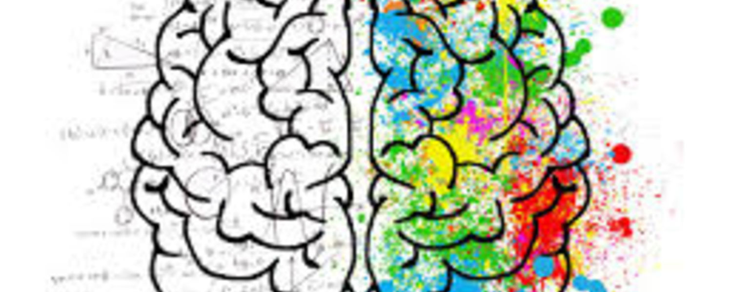 Autism Research is represented by an image of the brain