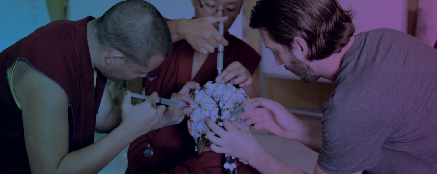 Brain Waves of Tibetan Monks Could Help Students of the West