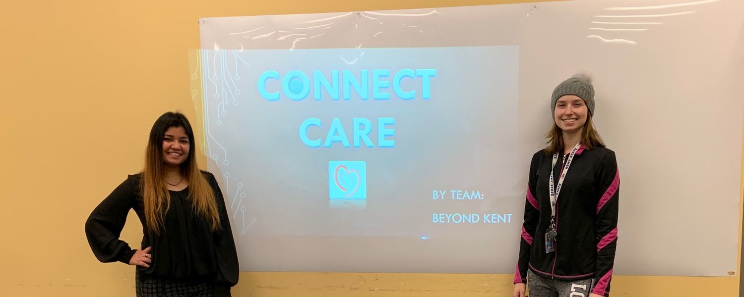 ConnectCare wins Kent State Invent for the Planet competition