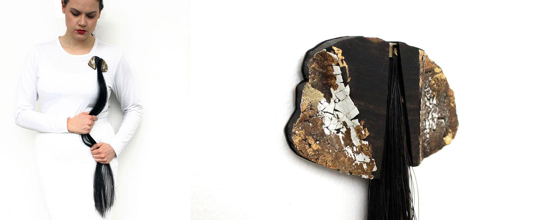 Rachel Davis, Mourning Brooch No. 4