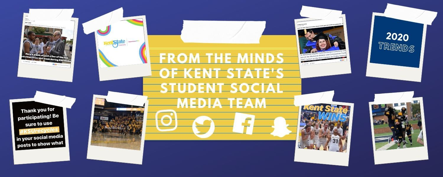 Student Social Media Experiences Screenshots