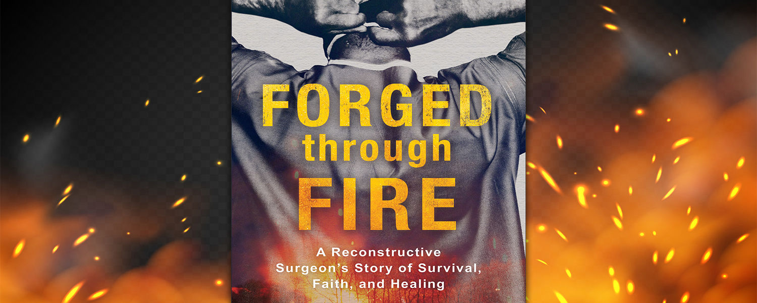 Forged Through Fire Book Cover