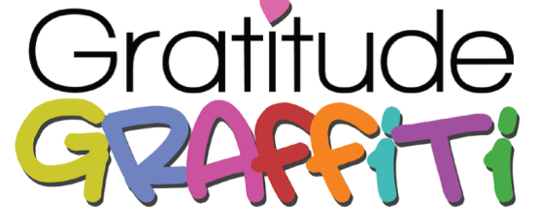 Gratitude Graffiti logo