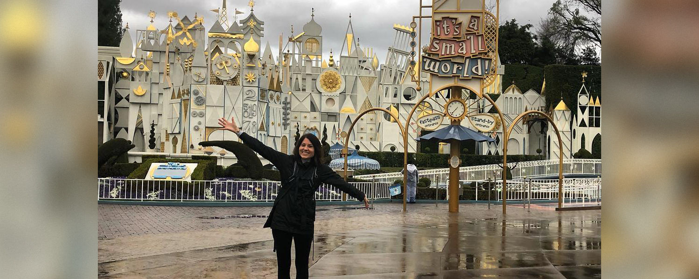 Kendra Jobes at Disney