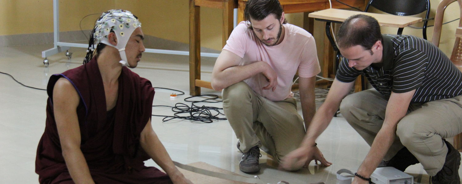 Kent State University researchers return to Sera Jey Monastery in Bylakuppe, India, to better understand what goes on in the brains of monks as they hold a debate.