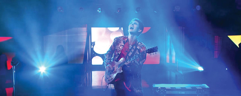 "Advertising major Michael Weber performs on MTV's ""Amazingness"""
